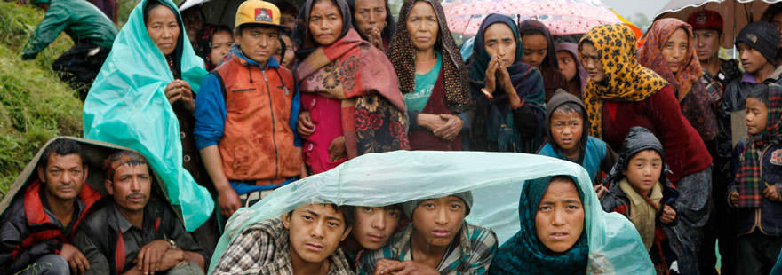 TERREMOTO IN NEPAL - OGNI AIUTO CONTA!