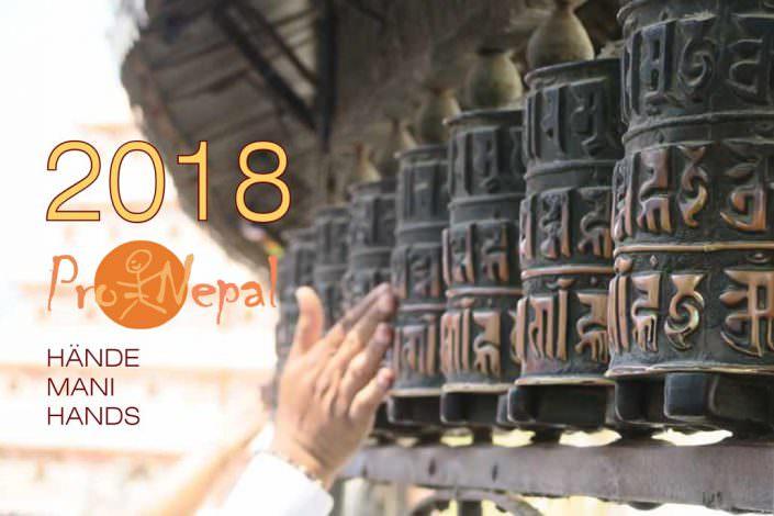 ProNepal Kalender 2018